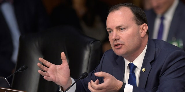 Sen. Mike Lee, R-Utah, has been floated as a potential Supreme Court nominee since last year.