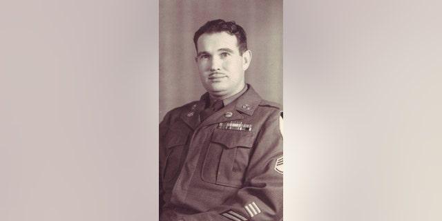 Army Master Sgt. Charles Hobert McDaniel