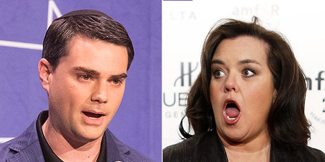 Twitter ordered Rosie O'Donnell's tweet about Ben Shapiro to be deleted.