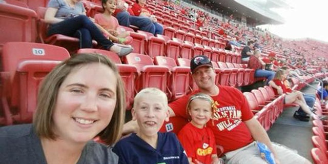 The bodies of the Sharp family — Kevin, 41, Amy, 38, Sterling, 12, and Adrianna 7 — reportedly will be returned home to Iowa on Wednesday.