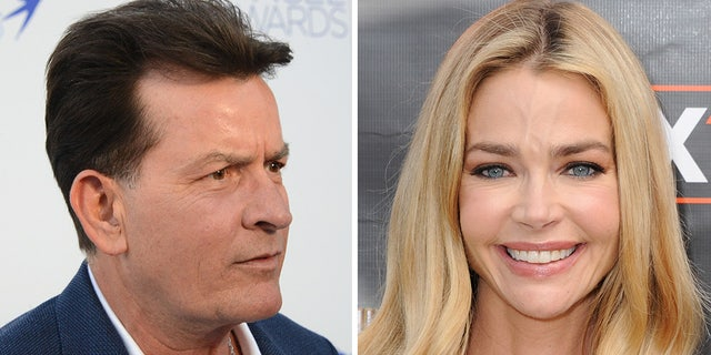 """Denise Richards and Charlie Sheen had been married in 2002 and atomize up in 2006. Richards published on Tuesday's episode of""""The Loyal Housewives of Beverly Hills"""