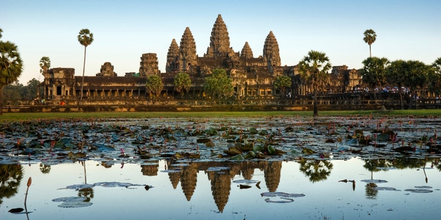 File photo - Angkor Wat temple, Siem reap, Cambodia.