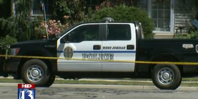 June 27, 2012: The crime scene where Sierra Newbold disappeared.