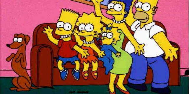 The Simpsons (AP)