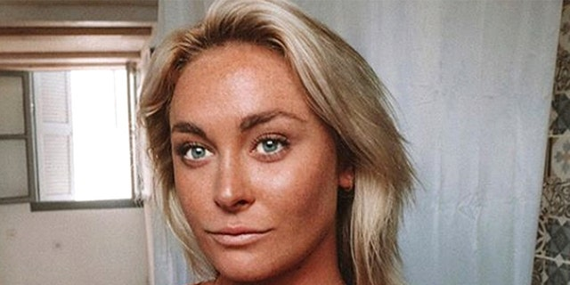 Sinead McNamara, 20, died while being taken to the hospital. She was aboard the super yacht Mayan Queen IV.