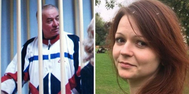 Sergei and Yulia Skripa were poisoned on March 4.