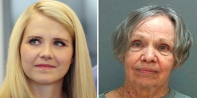 Wanda Barzee, left, is serving time for her role in the 2002 kidnapping of Elizabeth Smart, right.