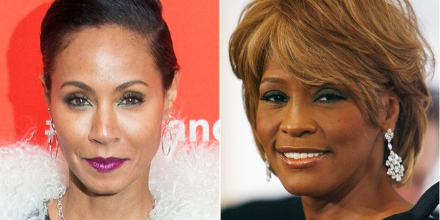 Jada Pinkett Smith shared rare photos of the late Whitney Houston on Instagram July 4, 2018.