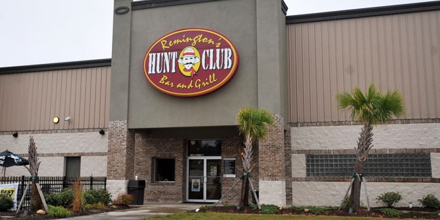Martez Smith and Tim Green and defensive end Deddrick Jones were shot at Remington's Hunt Club in Hattiesburg, Miss.