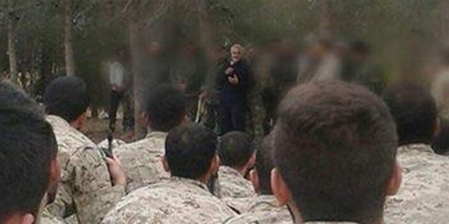 Soleimani's presence in Syria is an indicator of how serious Iran's involvement in the civil war is.