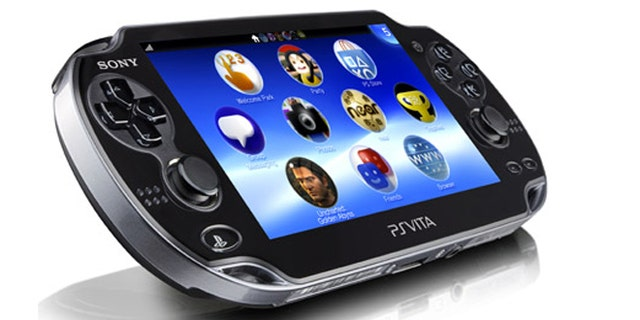 The Sony Playstation Vita