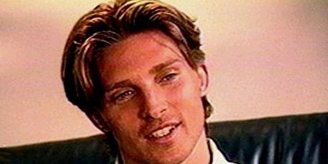 Actor Steve Burton.
