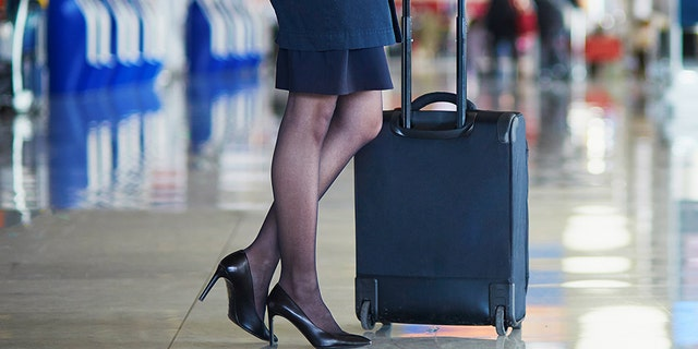 Westlake Legal Group Stewardess-Legs-iStock Norwegian Air says flight attendants must have doctor's note to avoid wearing heels: report Janine Puhak fox-news/travel/general/airlines fox-news/lifestyle fox news fnc/travel fnc article 9ed5fa02-0424-5ab9-b258-32dff8a6f46d
