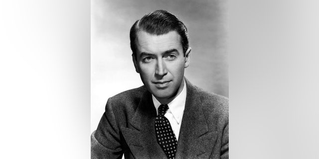 Jimmy Stewart was always easy to impersonate, according to Little.