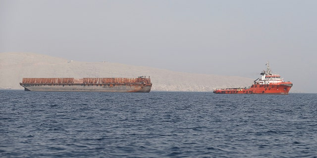 The Strait of Hormuz, which at its narrowest point is 21 miles wide, has shipping lanes that are two miles wide in each direction and is the only sea passage from many of the world's largest oil producers to the Indian Ocean.