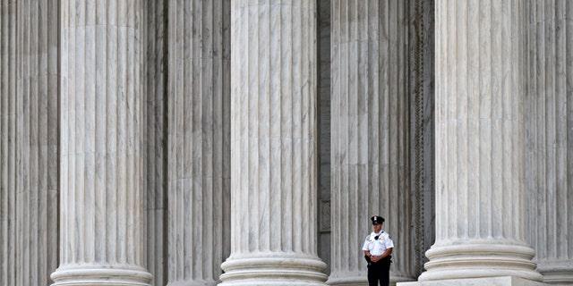 FILE -- Exterior U.S. Supreme Court, Washington, D.C.