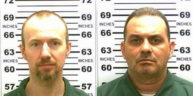 Richard Matt, right, was shot and killed by police on Friday. David Sweat, left, was shot and captured on Sunday.