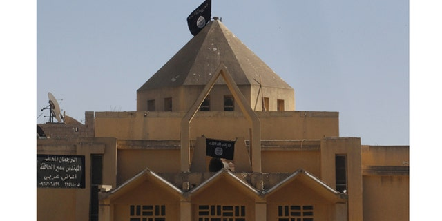 ISIS targeted Christians and Christian buildings when it took over swaths of Syria during the country's war