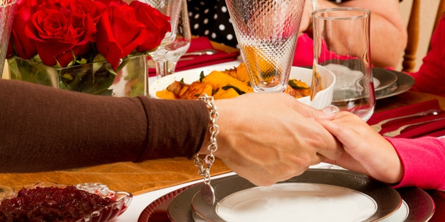 People can use online resources if they are interested in donating leftover Thanksgiving food.