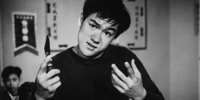 """Bruce Lee in """"The Orphan."""""""