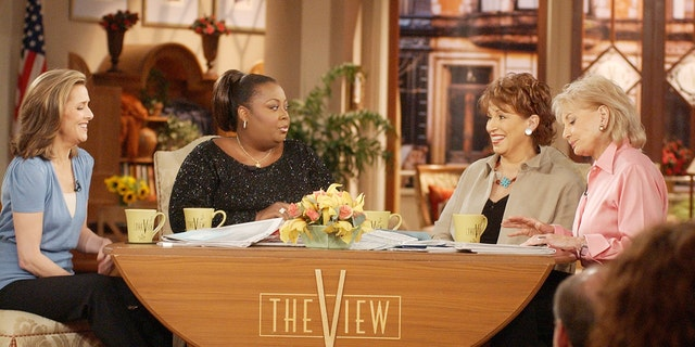 Joy Behar was discovered by Barbara Walters while performing at Milton Berle's birthday party.