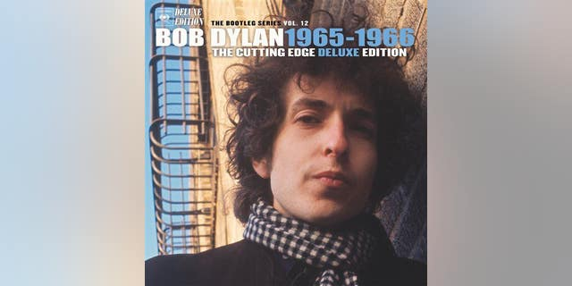 "This box set cover image released by Columbia Records shows ""Bob Dylan: The Best of the Cutting Edge 1965-1966: The Bootleg Series Vol. 12."""