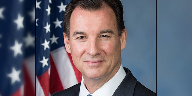 """""""I mean, this is where the Second Amendment comes in quite frankly,"""" said New York Democratic Rep. Tom Suozzi."""