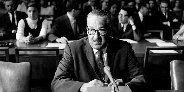 Westlake Legal Group Thurgood20Marshall20AP This Day in History: Aug. 30 fox-news/us/this-day-in-history fox-news/sports fox news fnc/us fnc ecc269c9-bc03-5cac-929b-16cfba815968 article