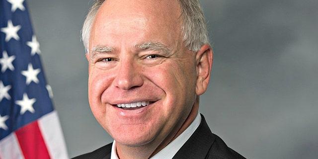 U.S. Rep. Tim Walz is the leading Democratic gubernatorial candidate.