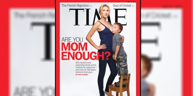 Time's latest cover, for a story on extreme parenting, is sparking a debate over the image as much as the parenting.