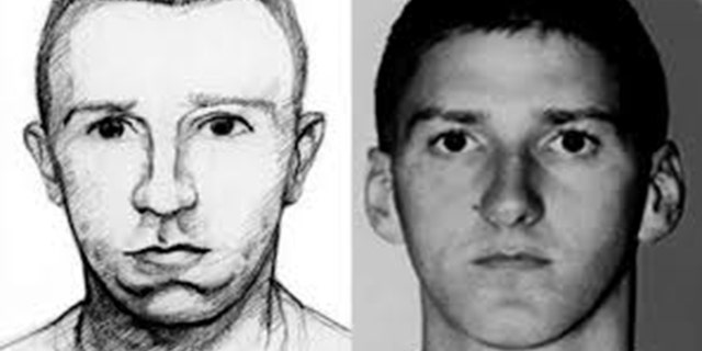 Oklahoma City bomber Timothy McVeigh.