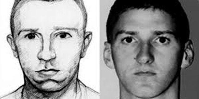 Oklahoma City bomber Timothy McVeigh.