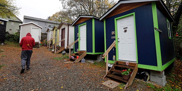 Seattle has seven permitted tiny house villages.