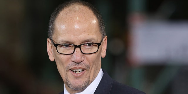 Tom Perez, chairman of the Democratic National Committee. (Getty Images)