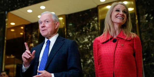 Incoming Attorney General Jeff Sessions has long been a critic of Holder's policies.