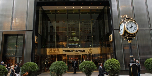 Trump claimed President Obama wire-tapped Trump Tower ahead of the Nov. 6, 2016 presidential election.