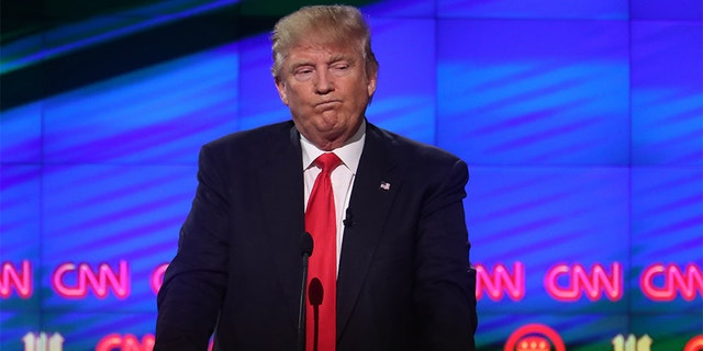 President Trump has a brand new bone to pick with his least-favorite news network, CNN