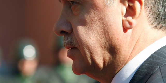 Turkish President Recep Tayyip Erdogan denies he was behind the coup attempt.