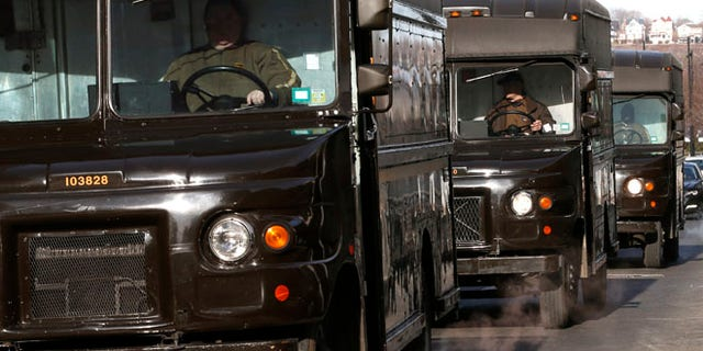 UPS fires 250 drivers in New York over walk out, report