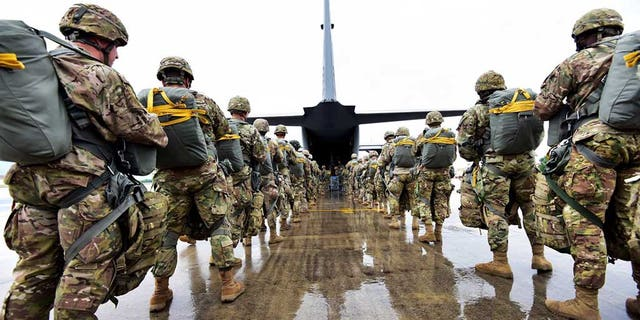 The U.S. Army will celebrate its 243rd birthday on June 14.