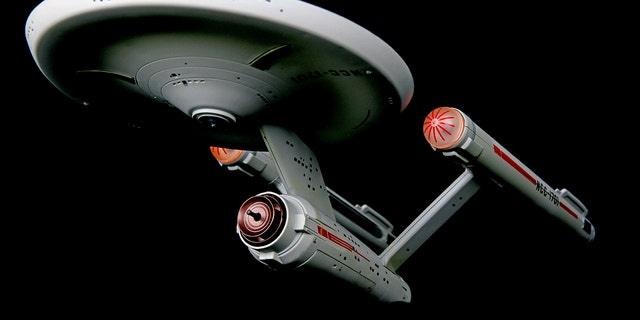 The vodka is named after the on-ship bar area on the Starship Enterprise-D in The Next Generation, Ten Forward lounge.