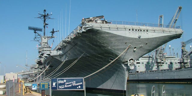 Best of America's battleships and aircraft carriers on display | Fox
