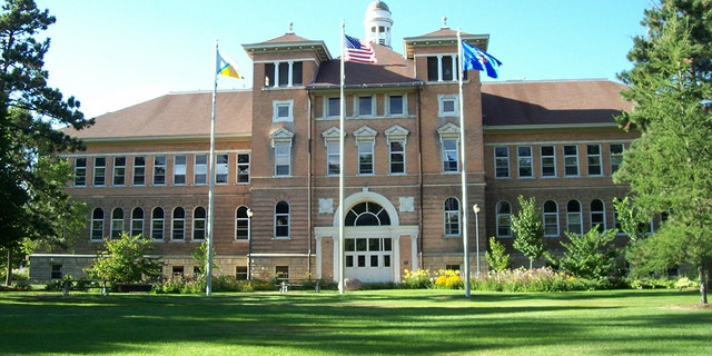 FILE – The University of Wisconsin at Stevens Point. (Wikimedia)