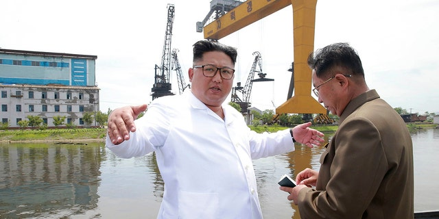 State media said Kim Jong Un has harshly reprimanded local officials over a delayed construction project.
