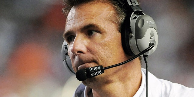 Florida Coach Urban Meyer says he will step down after the Outback Bowl.