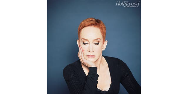 Kathy Griffin received a surprising welcome overseas.