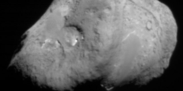 The Stardust-NExT probe flew to within 112 miles of the comet at 11:39 p.m. EST on Valentine's Day, snapping photos and making measurements all the while. New, high-resolution images should arriving on scientists' computers later today.