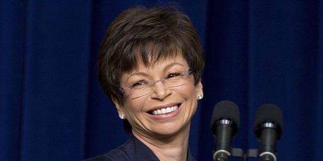 Senior Obama adviser Valerie Jarrett