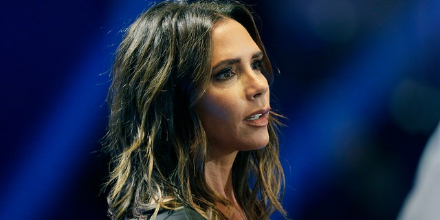 """Videos posted on Instagram show Victoria Beckham busting a move to a familiar tune: """"Spice Up Your Life."""""""