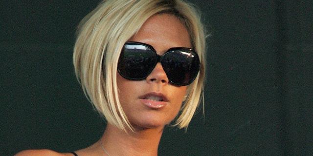 Victoria Beckham in 2007.